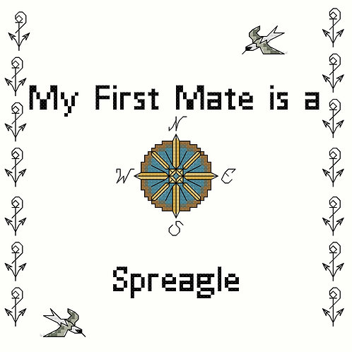 Spreagle, My First Mate is a