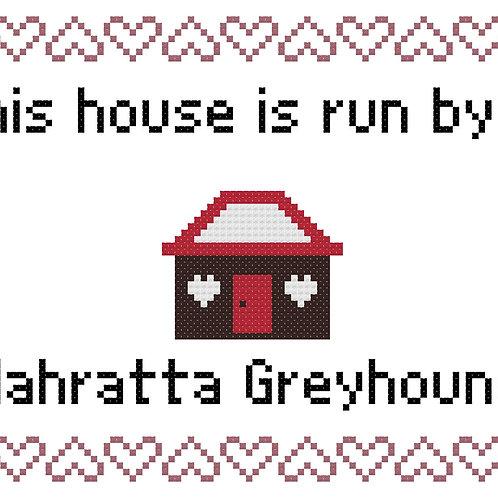Mahratta  Greyhound, This house is run by