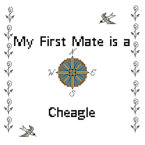 Cheagle, My First Mate is a