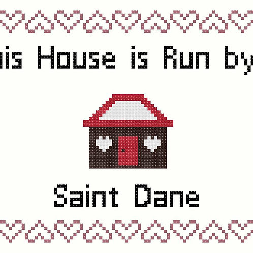 Saint Dane, This house is run by