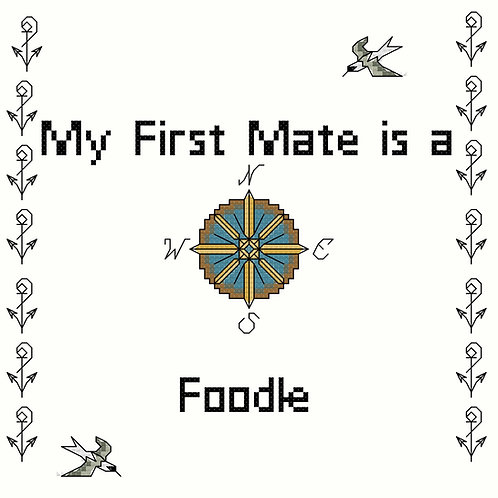 Foodle, My First Mate is a