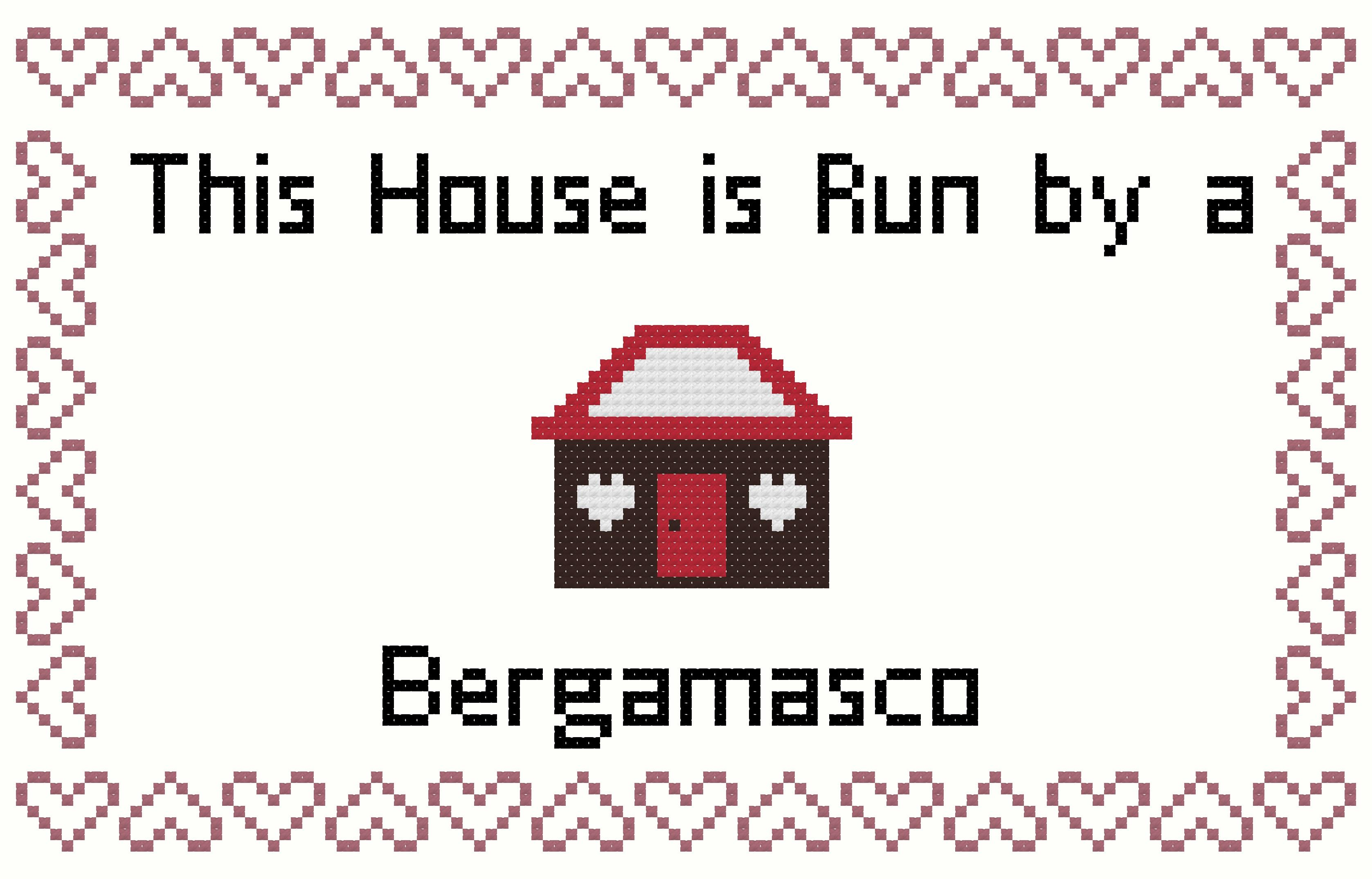 This House is Run by a