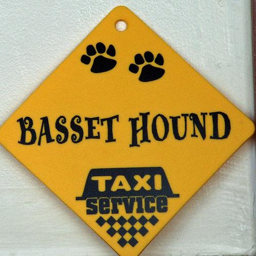 Basset Hound, Taxi Service