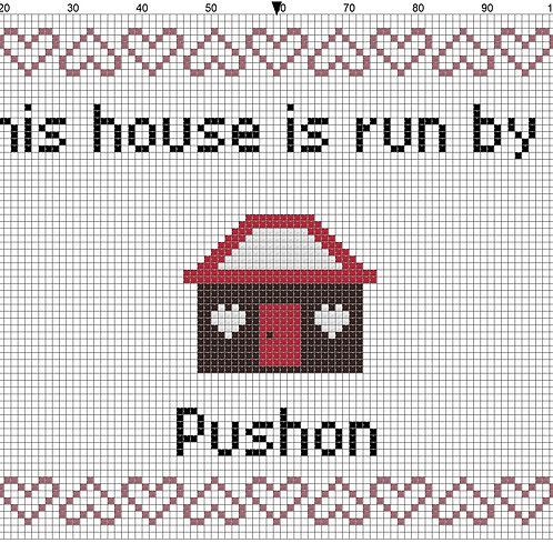 Pushon, This house is run by