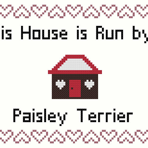 Paisley Terrier, This house is run by