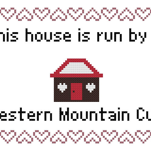 Western Mountain Cur, This house is run by