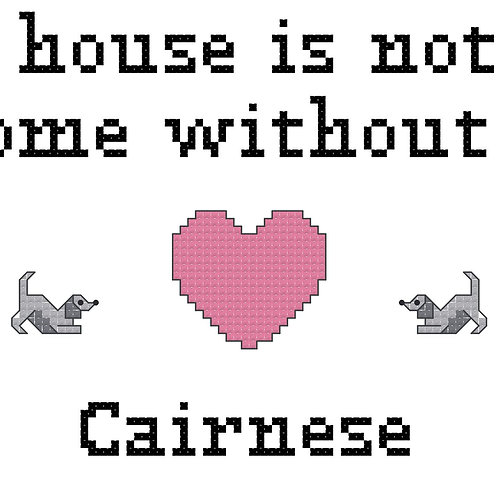 Cairnese, A House is Not a Home Without