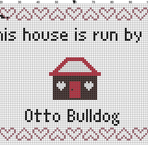 Otto Bulldog, This house is run by