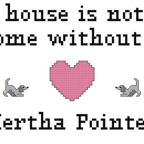 Hertha Pointer, A House is Not a Home Without