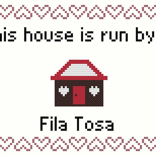 Fila Tosa, This house is run by