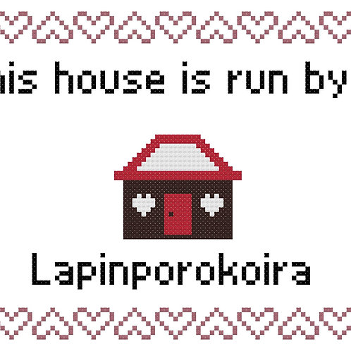 Lapinporokoira, This house is run by