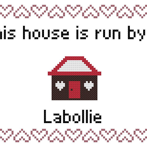 Labollie, This house is run by