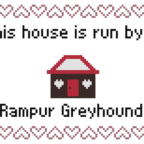 Rampur Greyhound, This house is run by
