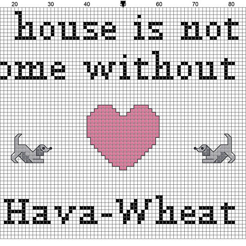 Hava-wheat, A House is Not a Home Without