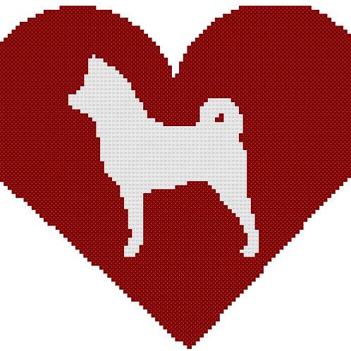 Akita in Heart