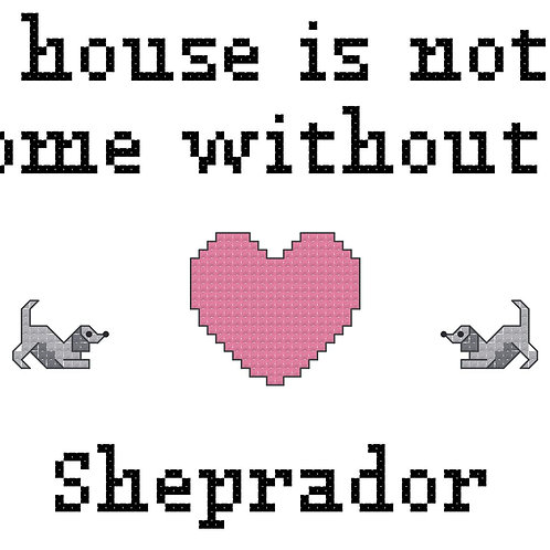 Sheprador, A House is Not a Home Without