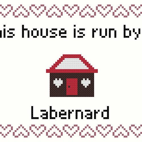 Labrahuahua, This house is run by