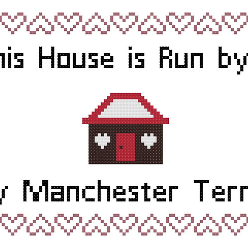 Toy Manchester Terrier, This house is run by