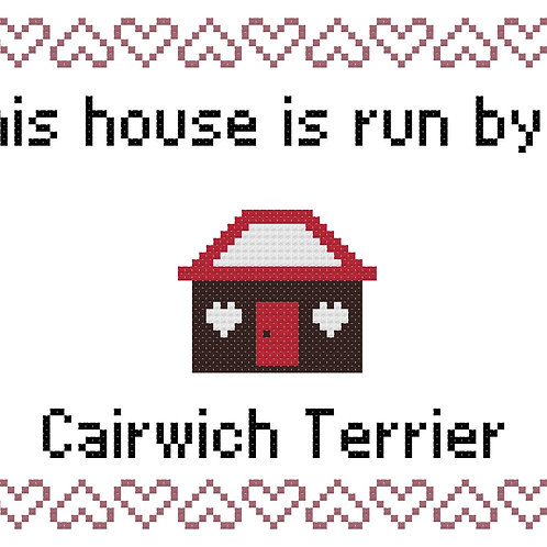 Cairwich Terrier, This house is run by
