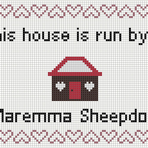 Maremma Sheepdog, This house is run by