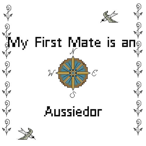 Aussiedor, My First Mate is a