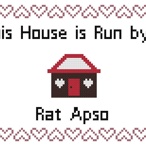 Rat Apso, This house is run by