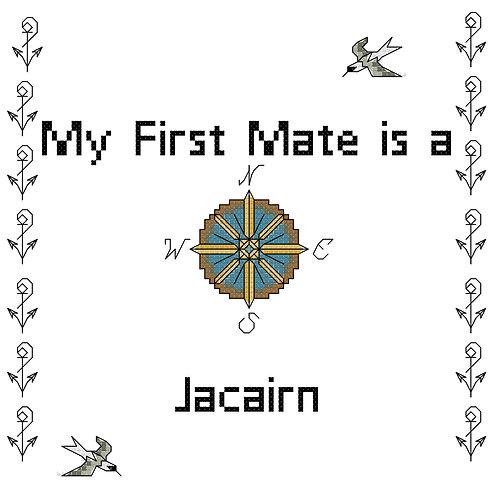Jacairn, My First Mate is a