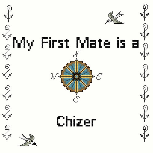 Chizer, My First Mate is a