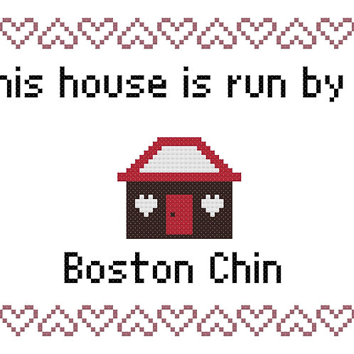Boston Chin, This house is run by