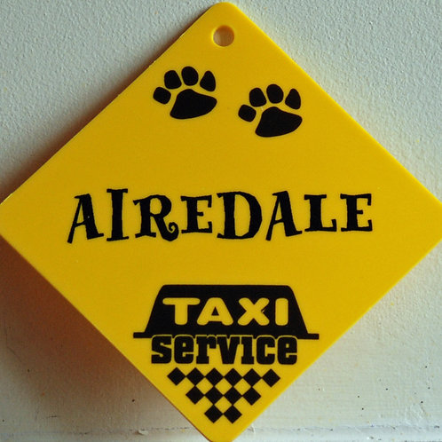 Airedale, Taxi Service