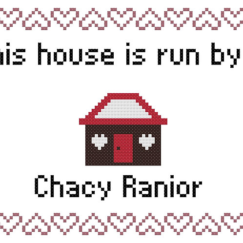 Chacy Ranior, This house is run by