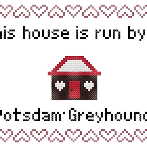 Potsdam Greyhound, This house is run by