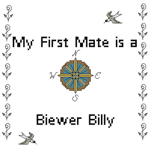 Biewer Billy, My First Mate is a