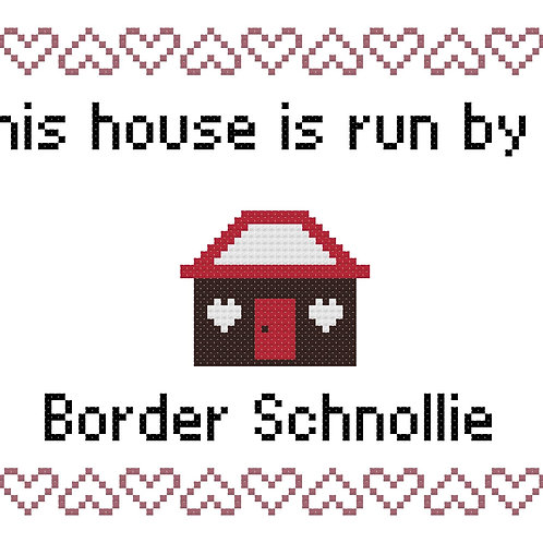 Border Schnollie, This house is run by