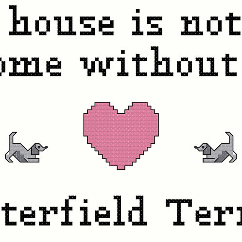 Tenterfield Terrier, A House is Not a Home Without