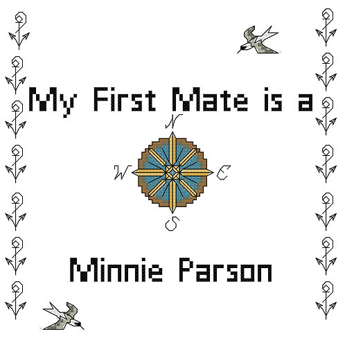 Minnie Parson, My First Mate is a