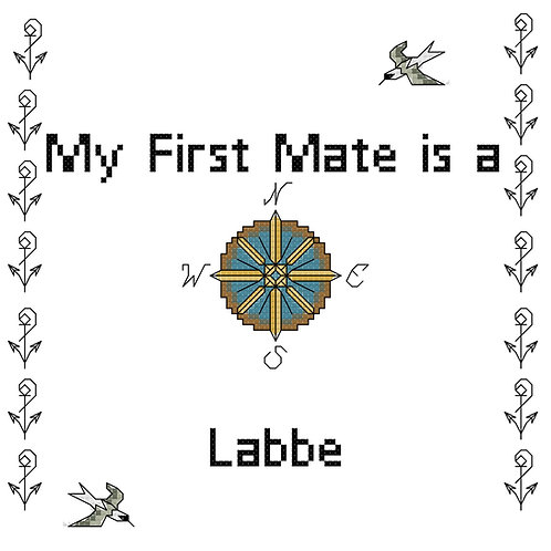 Labbe, My First Mate is a