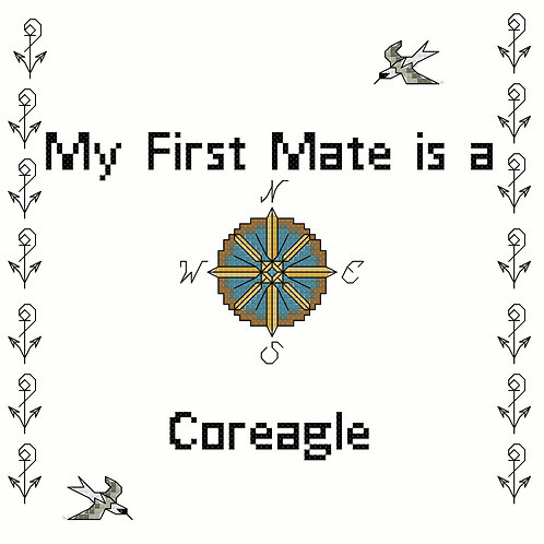 Coreagle, My First Mate is a