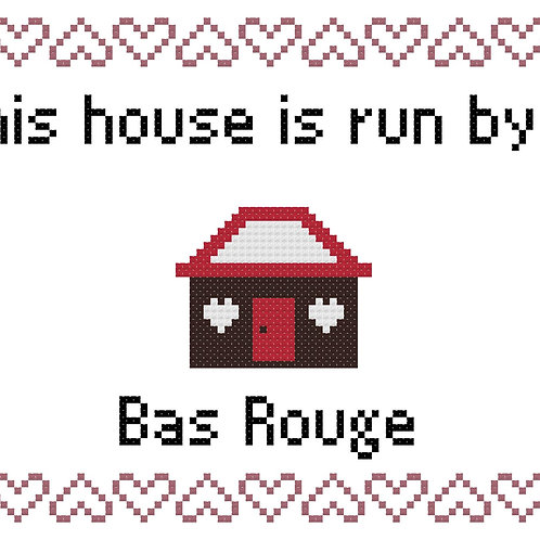 Bas Rouge, This house is run by