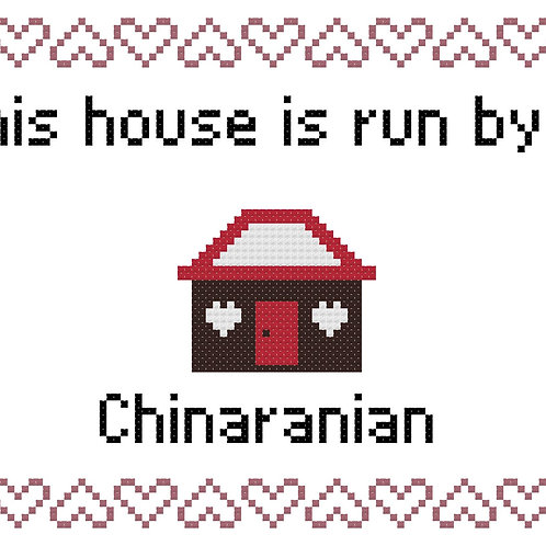 Chinaranian, This house is run by