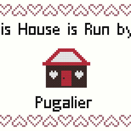 Pugalier, This house is run by
