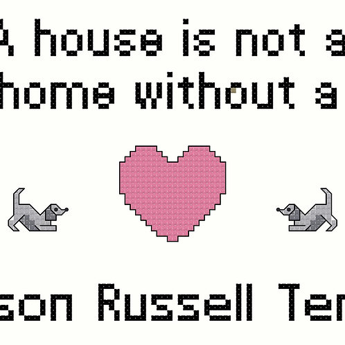 Parson Russell Terrier, A House is Not a Home Without