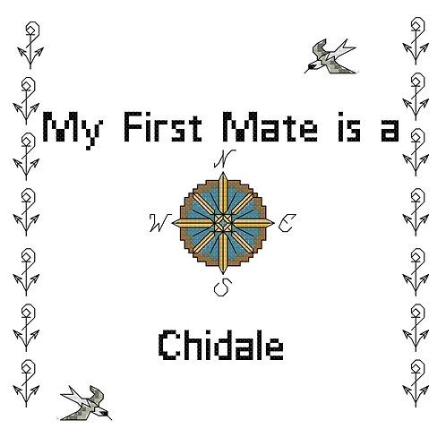 Chidale, My First Mate is a