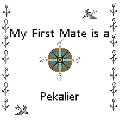 Pekalier, My First Mate is a