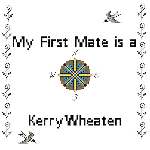 Kerry Wheaten, My First Mate is a