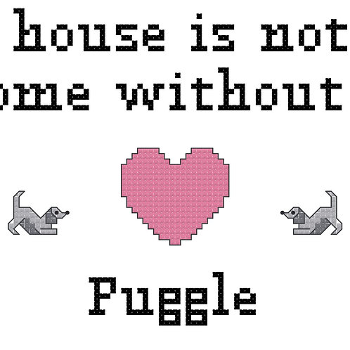 Puggle, A House is Not a Home Without