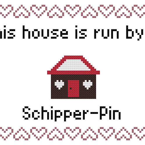 Schipper-Pin, This house is run by
