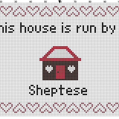Sheptese, This house is run by