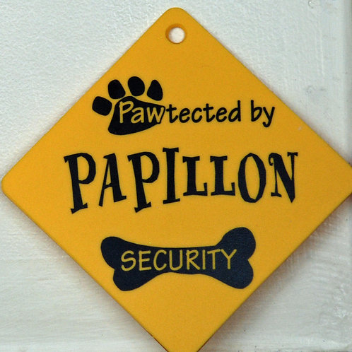 Papillon, Pawtected by