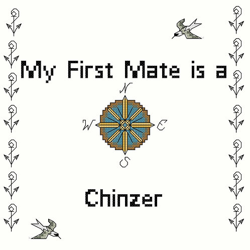 Chinzer, My First Mate is a